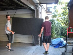 Furniture removalists Balmain